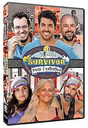 Survivor S38- Edge Of Extinction (DVD).