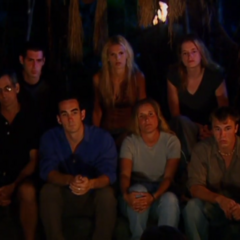 <i>Survivor: The Amazon</i> Jury.