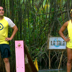 Adrián and Yuriko were eliminated.