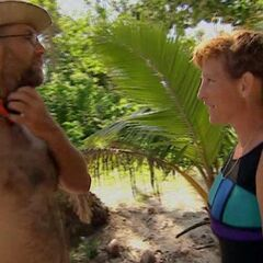 Twila telling Sarge she wants Rory gone first.