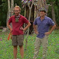 Rafe won his third individual immunity.