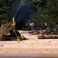 Pagong camp.