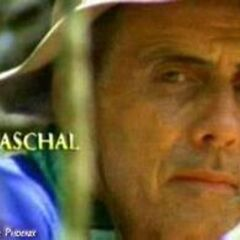 Paschal's first opening shot in the opening
