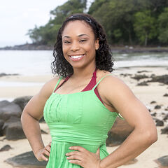 Tasha's alternate cast photo for <i>Cambodia</i>.
