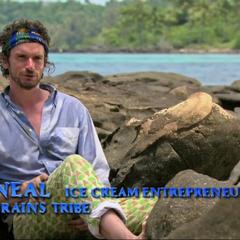 Neal making a <a href=