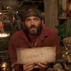Russell votes against Rupert.