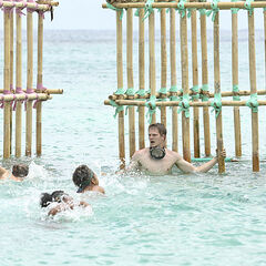 Luzon competes in the second Immunity Challenge, <i><a href=