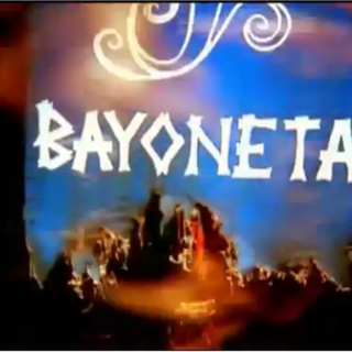 Bayoneta's shot in the <a href=