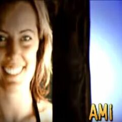 Ami's photo in the opening.