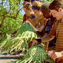 Lavita competes in the second individual Immunity Challenge, <i><a href=