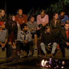 <i>Survivor: Winners at War</i> Jury