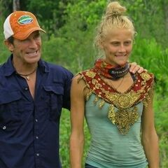 Kelley wins her second individual immunity.
