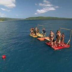 The challenge in <i>Vanuatu</i>.
