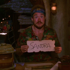 Zeke voting against Sandra.