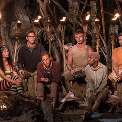 Malolo at their third Tribal Council.