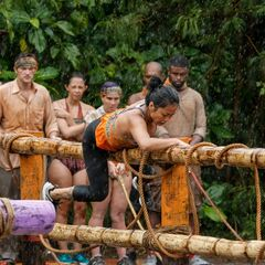 David competes in the third Reward/Immunity Challenge, <i><a href=