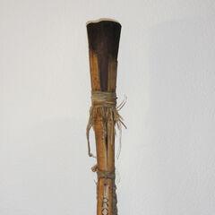 Rob's torch.