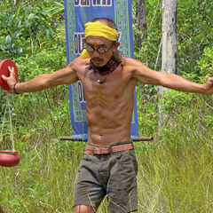 Tai competes in <i>This Much</i> for immunity.