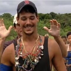 Rob won his second individual immunity.