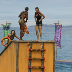 Malolo competes in their last Immunity Challenge, <i><a href=