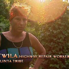 Twila making a <a href=