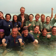 The Cast of Expedition Robinson 1997