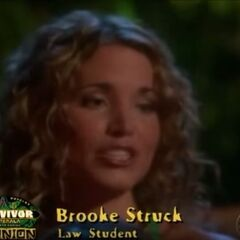 Brooke at the <a href=