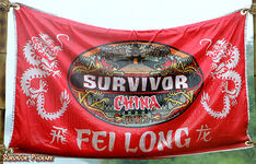 S15 Fei Long Flag