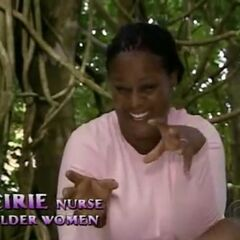 Cirie gives the first <a href=