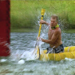 Randy at the Immunity Challenge, <a href=