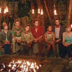 Orkun's fifth Tribal Council.