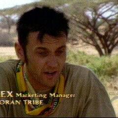 Lex van den Berghe as a member of <a href=
