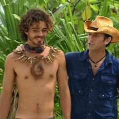 Ozzy wins the immunity.