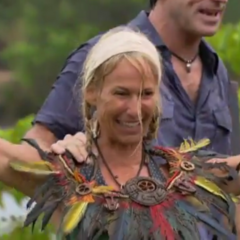 Debbie won the final eight immunity.