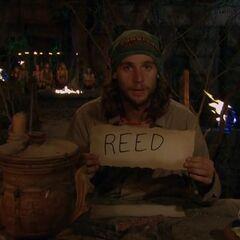 Alec votes against Reed.