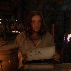 Alec votes against Jon.