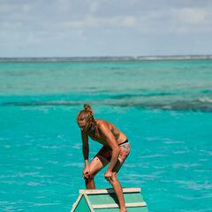 Tyson competes in the Immunity Challenge, <i><a href=