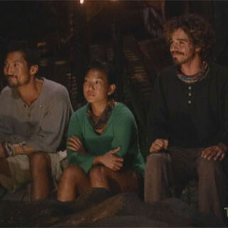 Yul, Becky, and Ozzy are the Final Three of <i>Cook Islands</i>.