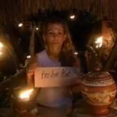 Jenna votes for Boston Rob to win.