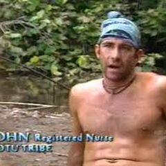John making a <a href=