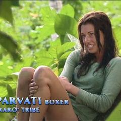 Parvati giving a <a href=