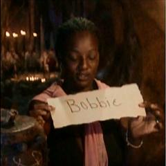 Cirie casting her third vote.