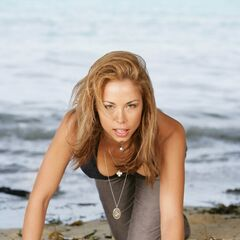 Natalie Bolton alternate cast photo.