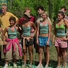 Yaxhá at the second Immunity Challenge.