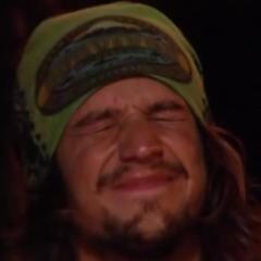 Jason blindsided upon realizing his elimination.