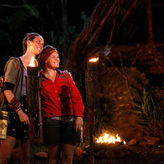Tara and Anneliese learn that Samatau's Tribal Council is non-elimination.