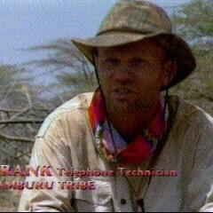 Frank Garrison as a member of <a href=