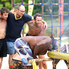 Andrew competing in the Breakout Immunity Challenge as a member of <a href=