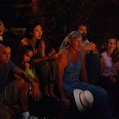 <i>Survivor: All-Stars</i> Jury.