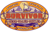 Survivor 35 Logo